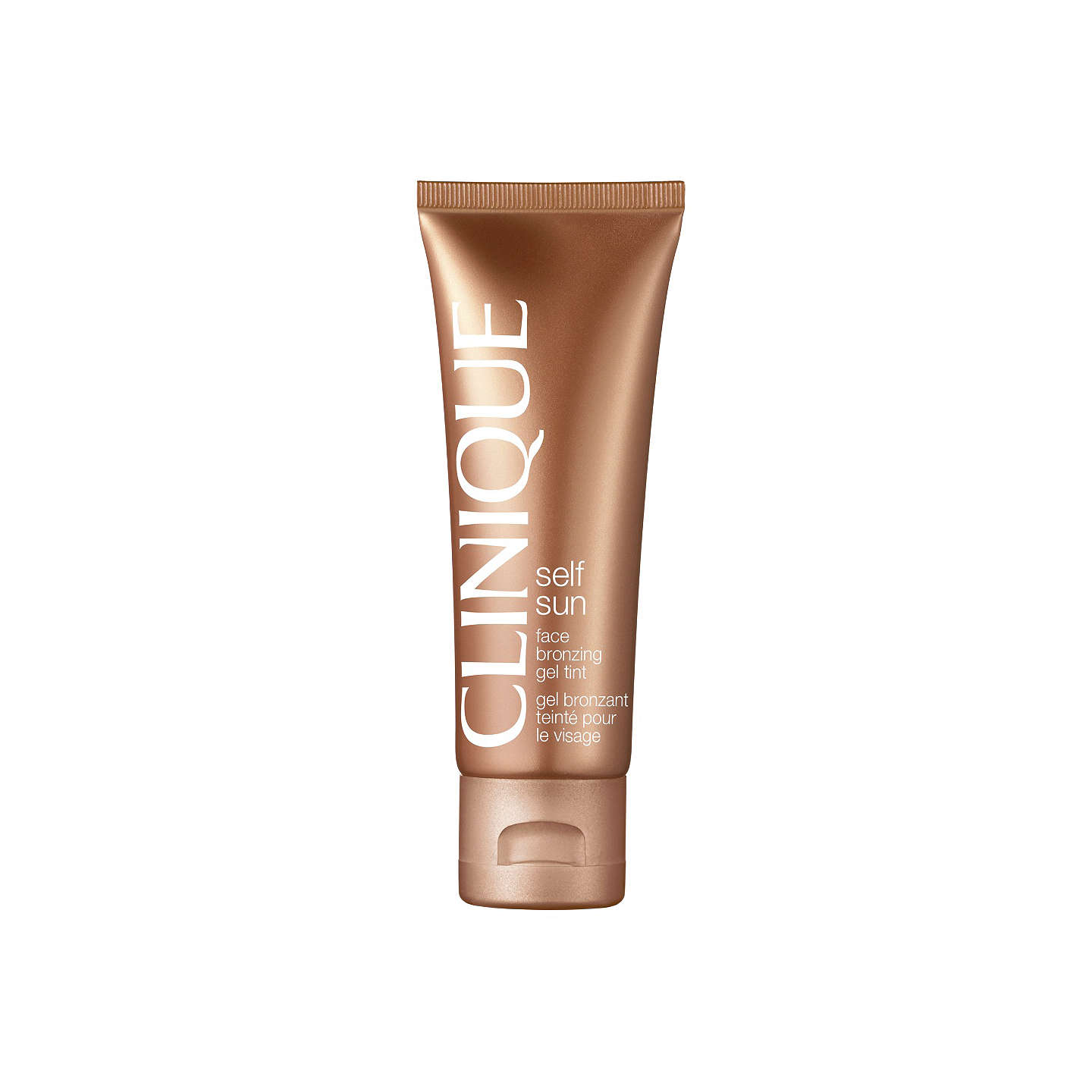 Clinique Body Cream Spf40 150ml At John Lewis: Clinique Face Bronzing Gel Tint, 50ml At John Lewis