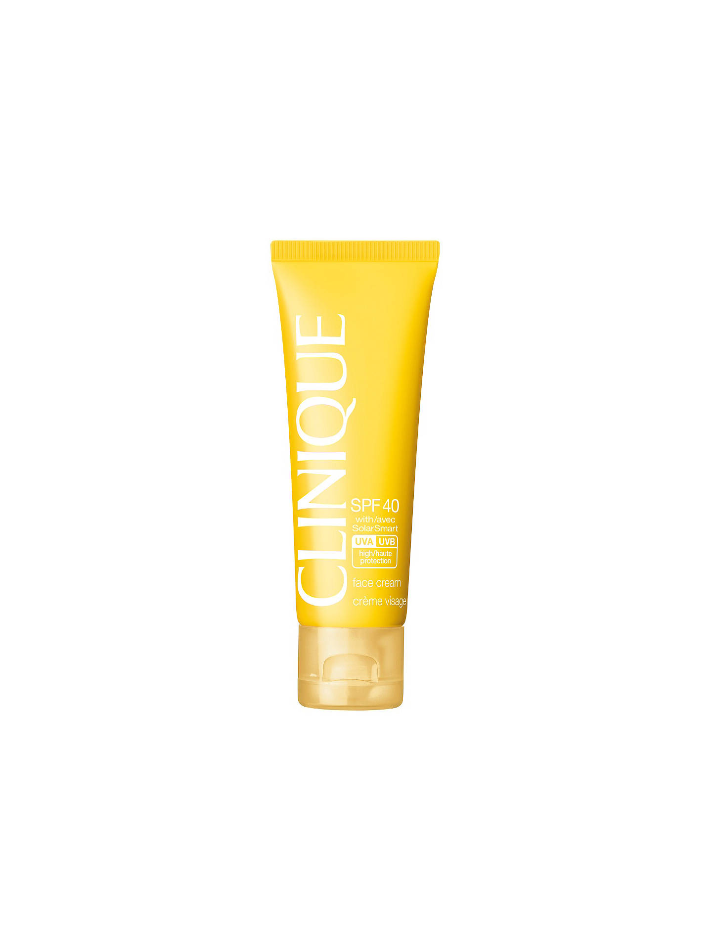 BuyClinique Face Cream SPF40, 50ml Online at johnlewis.com