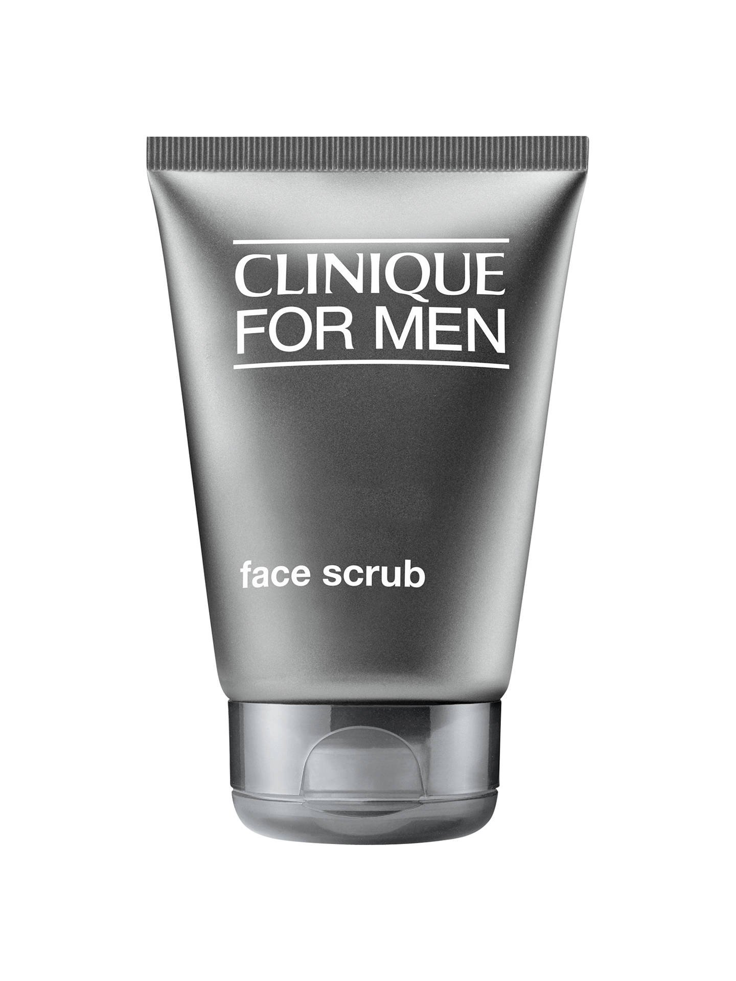 BuyClinique For Men Face Scrub, 100ml Online at johnlewis.com