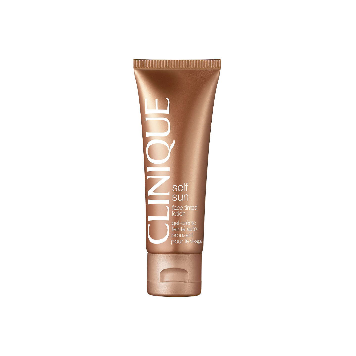 Clinique Body Cream Spf40 150ml At John Lewis: Clinique Face Tinted Lotion, 50ml