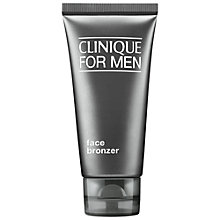 Buy Clinique For Men Face Bronzer, 60ml Online at johnlewis.com