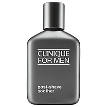 Buy Clinique For Men Post Shave Soother, 75ml Online at johnlewis.com