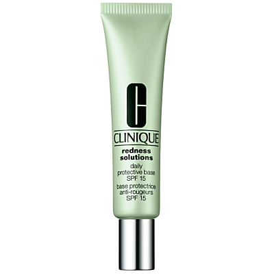 Clinique Redness Solutions Daily Protective Base SPF15 - For All Skin Types With Redness, 40ml