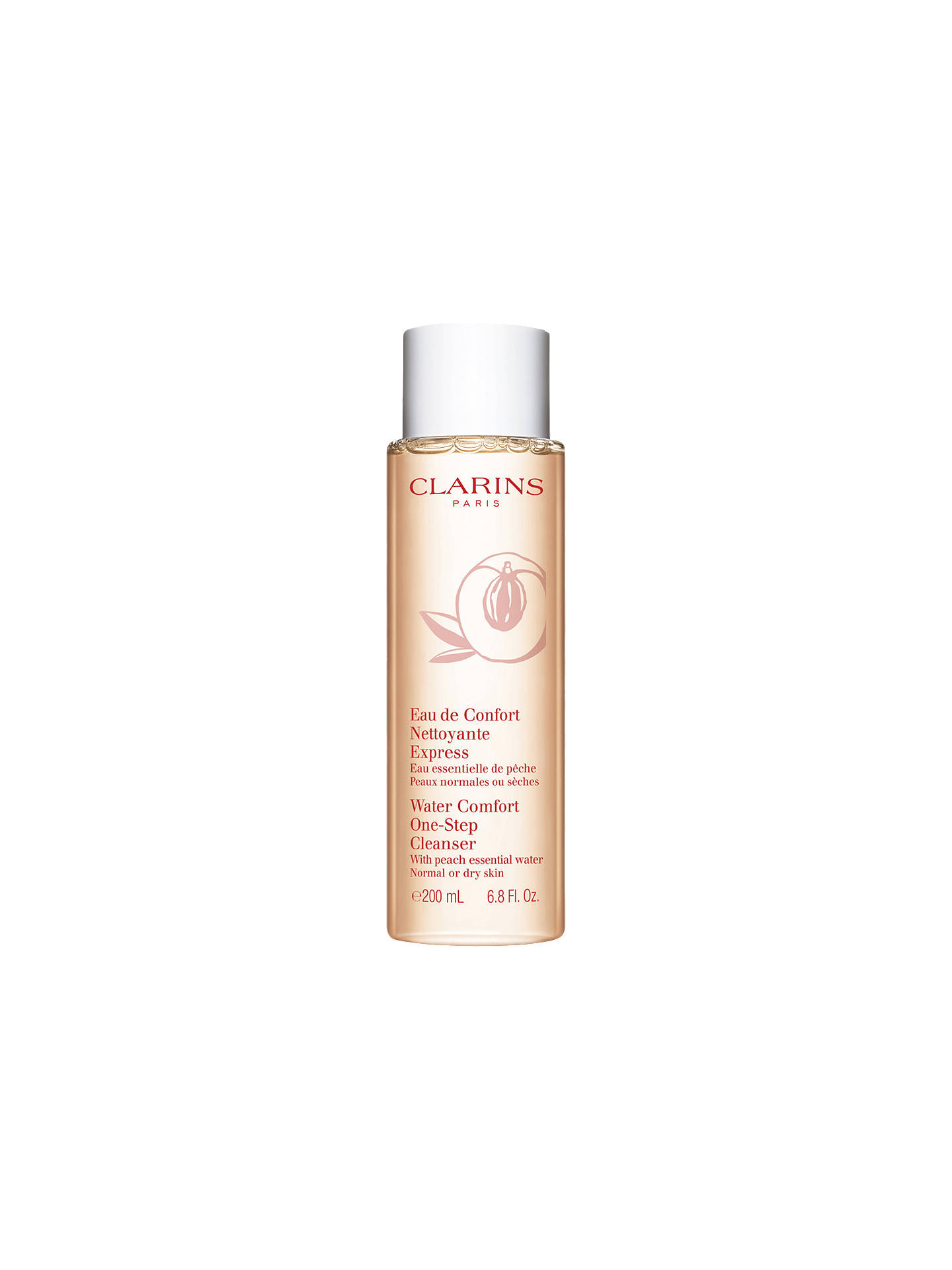 BuyClarins Water Comfort One-Step Cleanser, 200ml Online at johnlewis.com