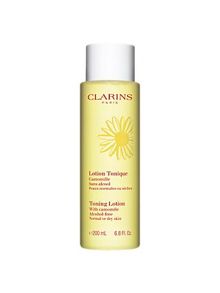 Clarins Toning Lotion - For Normal/Dry Skin, 200ml