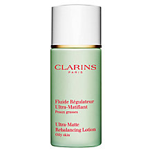 Buy Clarins Ultra-Matte Rebalancing Lotion Online at johnlewis.com