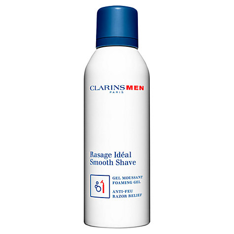 Buy ClarinsMen Smooth Shave, 150ml Online at johnlewis.com