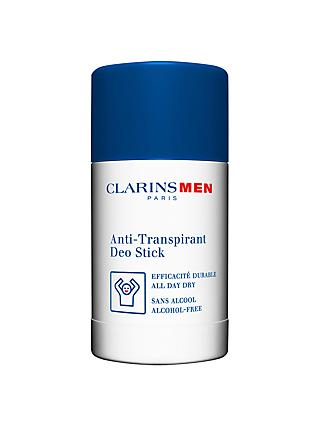 ClarinsMen Anti-Perspirant Deo Stick, 75g