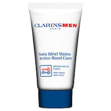 Buy ClarinsMen Active Hand Care Online at johnlewis.com