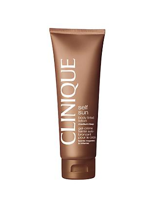 Clinique Body Daily Moisturizer Medium-Deep, 125ml