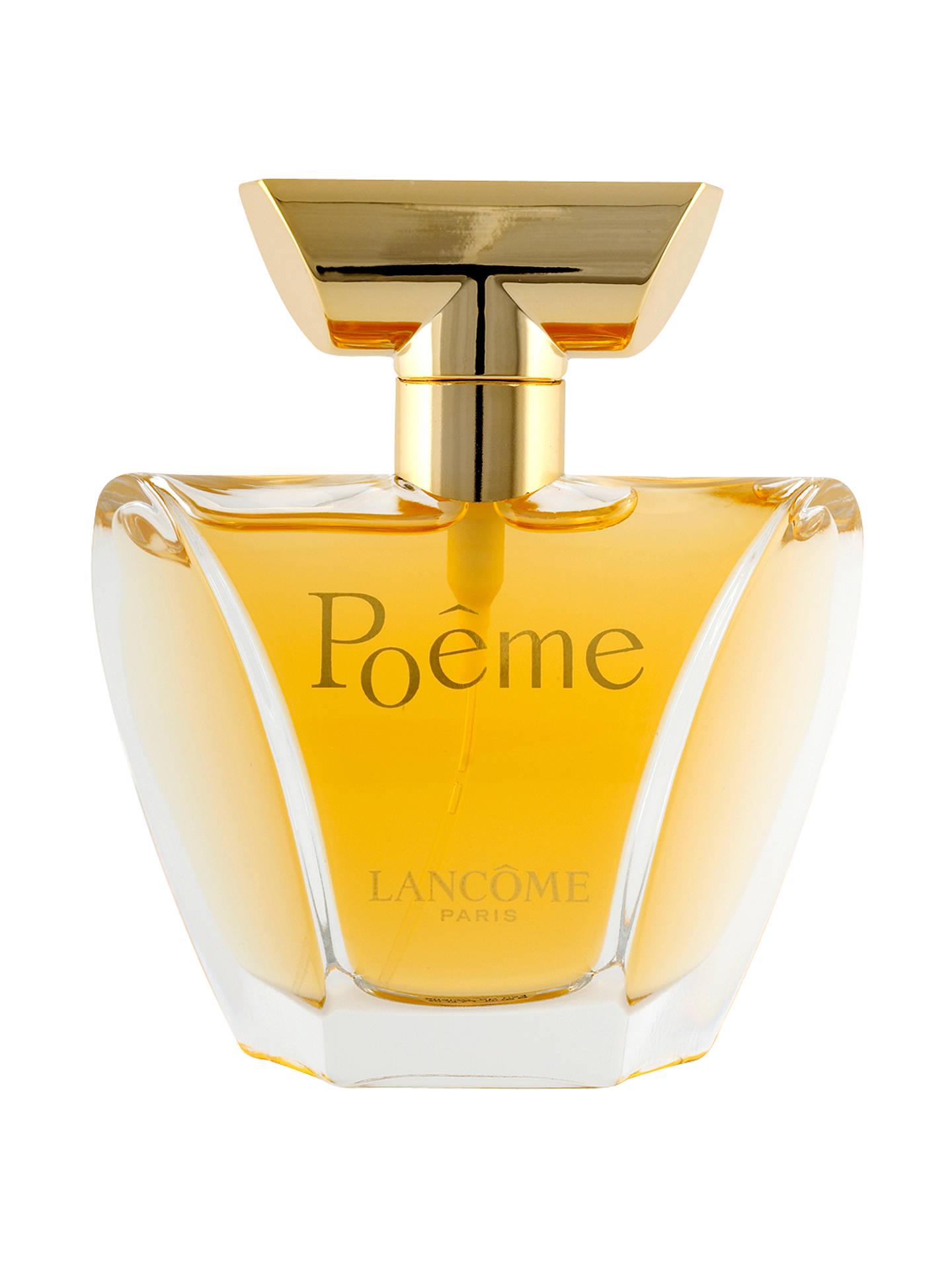 Lancôme Poême Eau De Parfum Spray At John Lewis Partners
