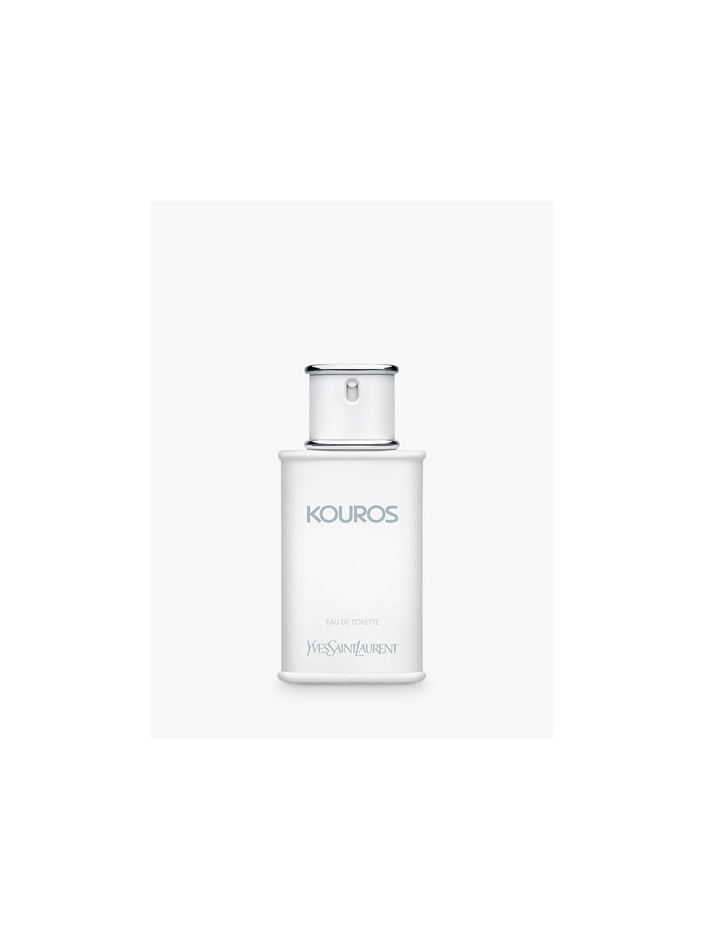 6c2cdef122d Buy Yves Saint Laurent Kouros Eau de Toilette Natural Spray, 50ml Online at  johnlewis.