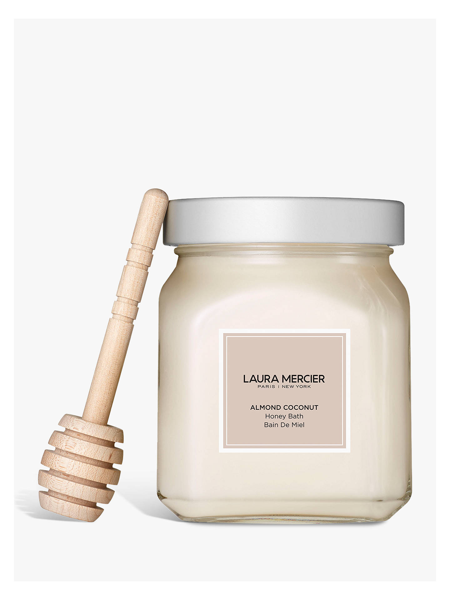 Buy Laura Mercier Almond Coconut Milk Honey Bath, 300g Online at johnlewis.com