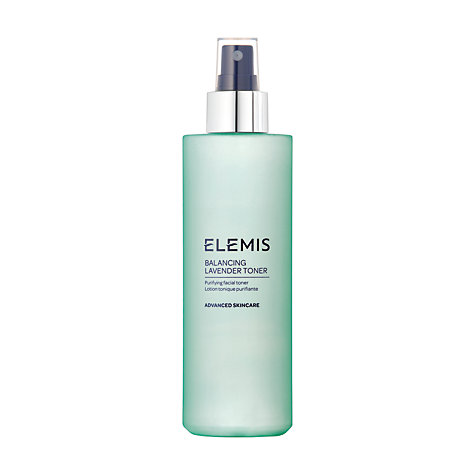Buy Elemis Skincare Balancing Lavender Toner, 200ml Online at johnlewis.com