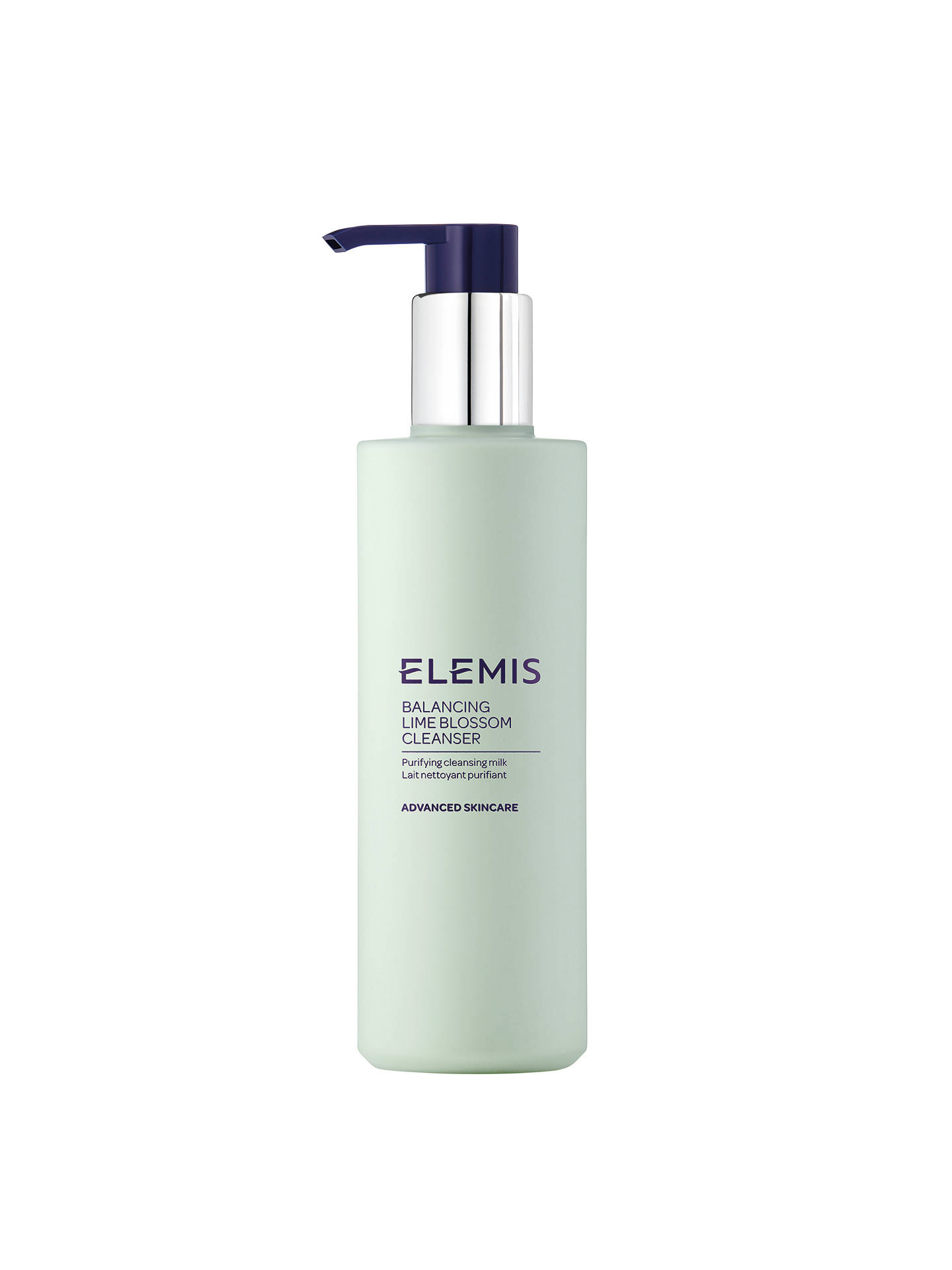 BuyElemis Skincare Lime Blossom Balancing Cleanser, 200ml Online at johnlewis.com