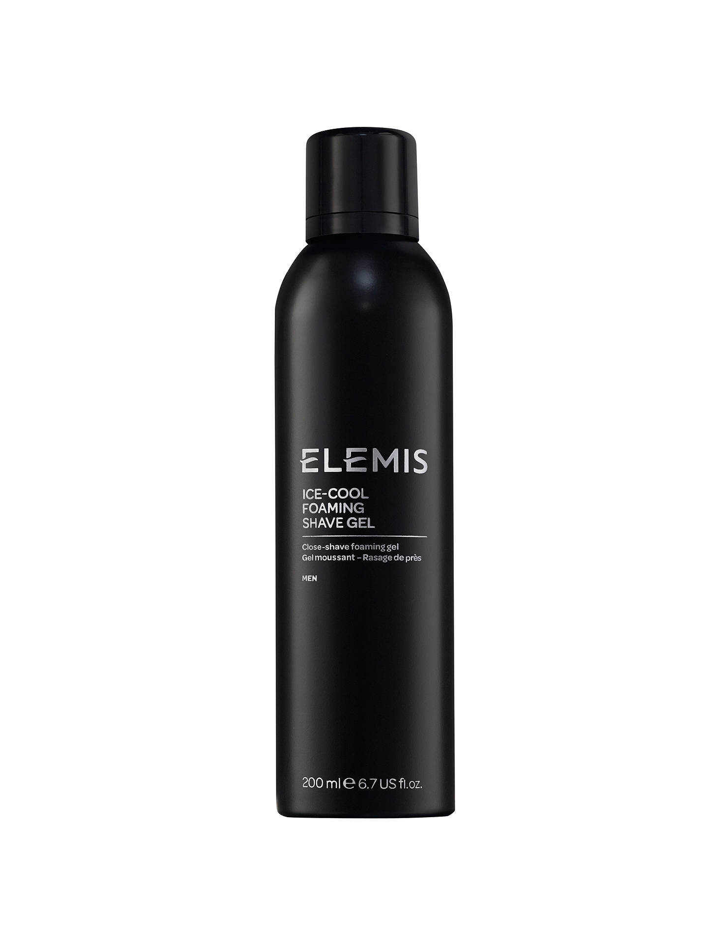 BuyElemis Ice Cool Foaming Shave Gel, 200ml Online at johnlewis.com