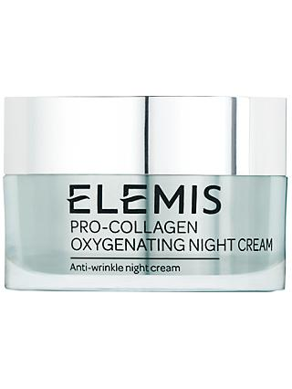 Elemis Pro-Collagen Oxygenating Night Cream, 50ml