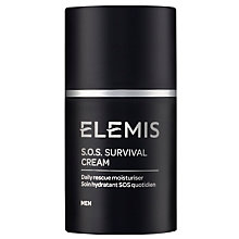 Buy Elemis SOS Survival Cream, 50ml Online at johnlewis.com