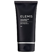 Buy Elemis Skin Soothe Shave Gel, 150ml Online at johnlewis.com
