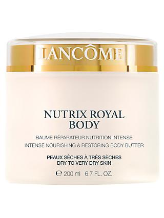 Lancôme Nutrix Royal Body Butter, 200ml