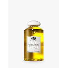 Buy Origins Clean Energy™ Gentle Cleansing Oil, 200ml Online at johnlewis.com