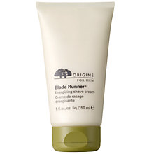 Buy Origins Blade Runner® Energizing Shave Cream, 150ml Online at johnlewis.com