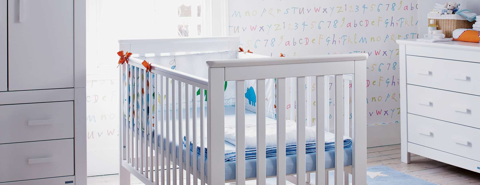 John Lewis Partners Lasko Nursery Furniture White