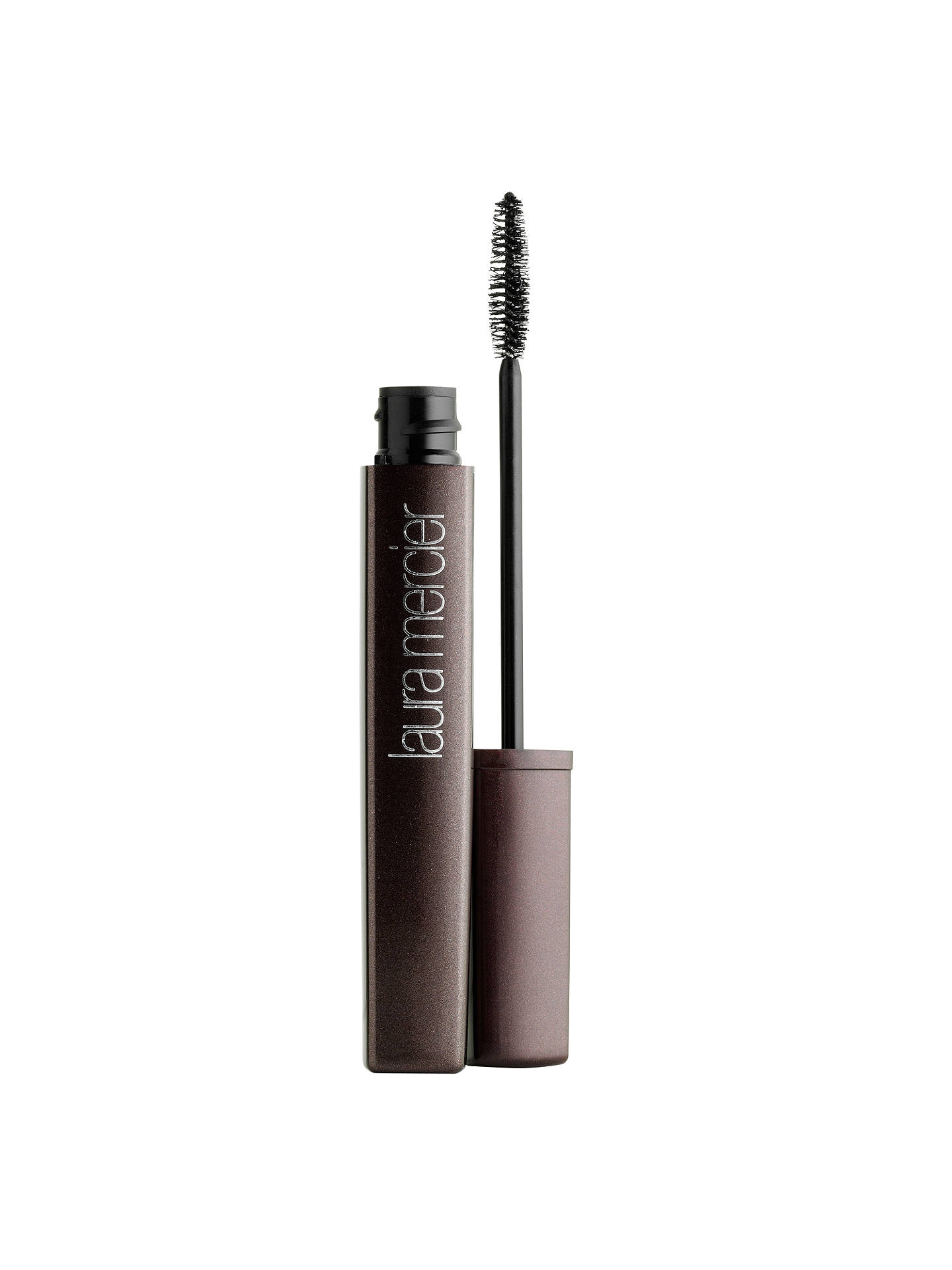 Buy Laura Mercier Long Lash Mascara, Black Online at johnlewis.com