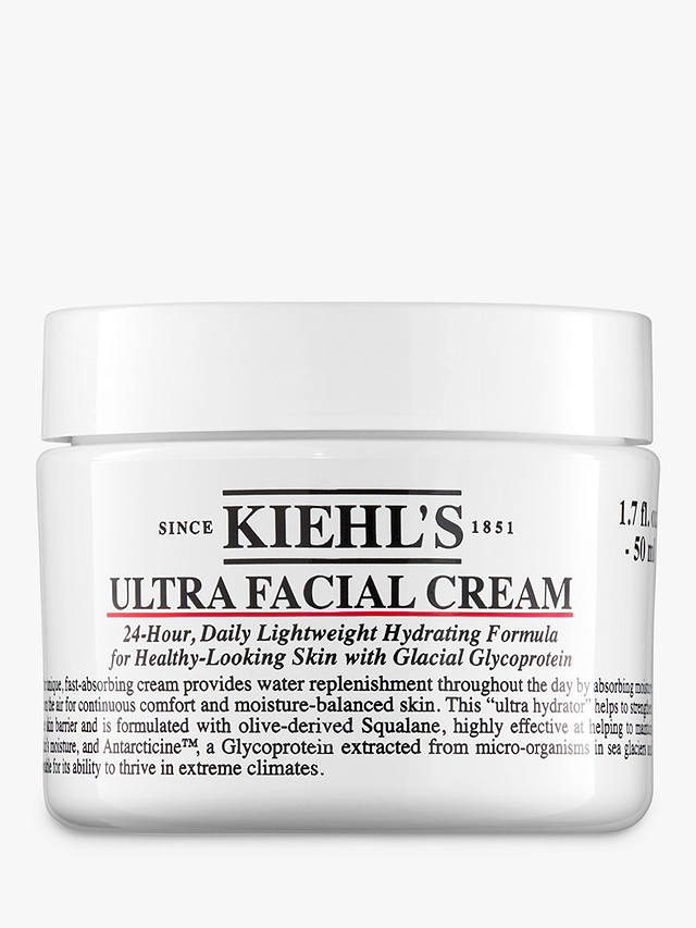 Buy Kiehl's Ultra Facial Cream, 50ml Online at johnlewis.com