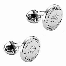 Buy Mulberry Button Screw Cufflinks Online at johnlewis.com