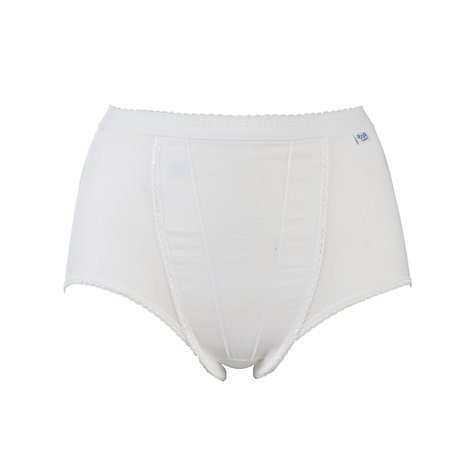 Buy Sloggi Control Maxi Briefs Online at johnlewis.com