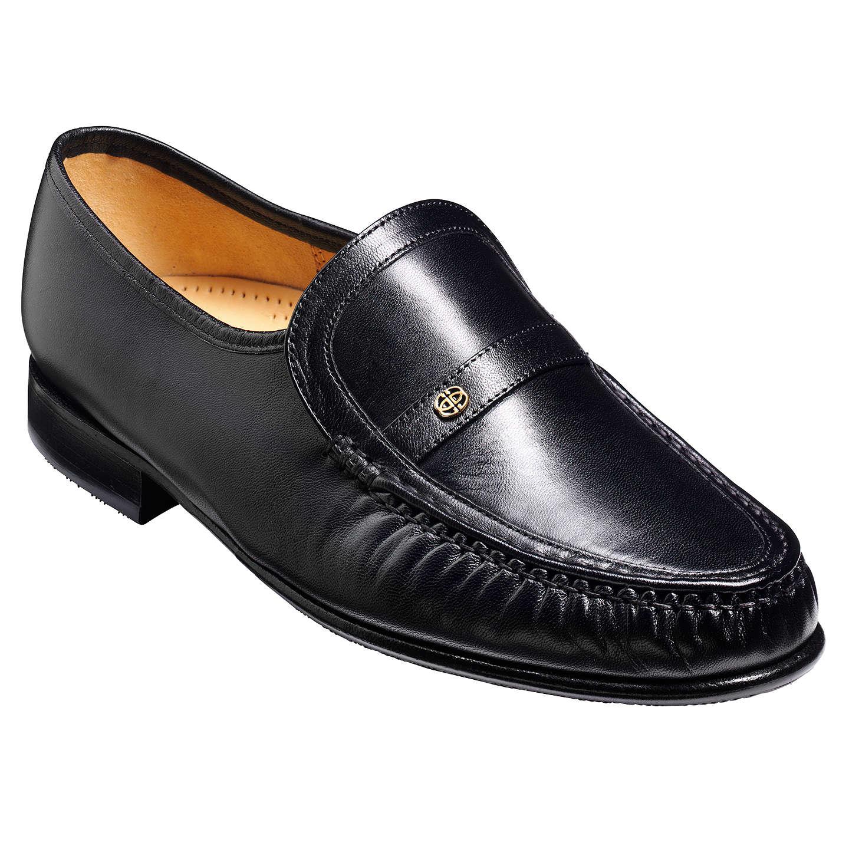 Barker Black Shoes Online