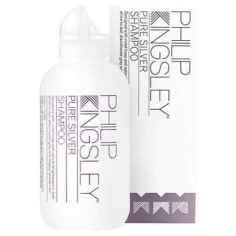 Buy Philip Kingsley Pure Silver Shampoo, 250ml Online at johnlewis.com