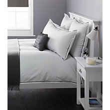 Buy John Lewis Baby Seersucker Cotton Bedding Online at johnlewis.com