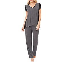 Buy DKNY Seven Easy Pieces Drawstring Pyjama Trousers Online at johnlewis.com