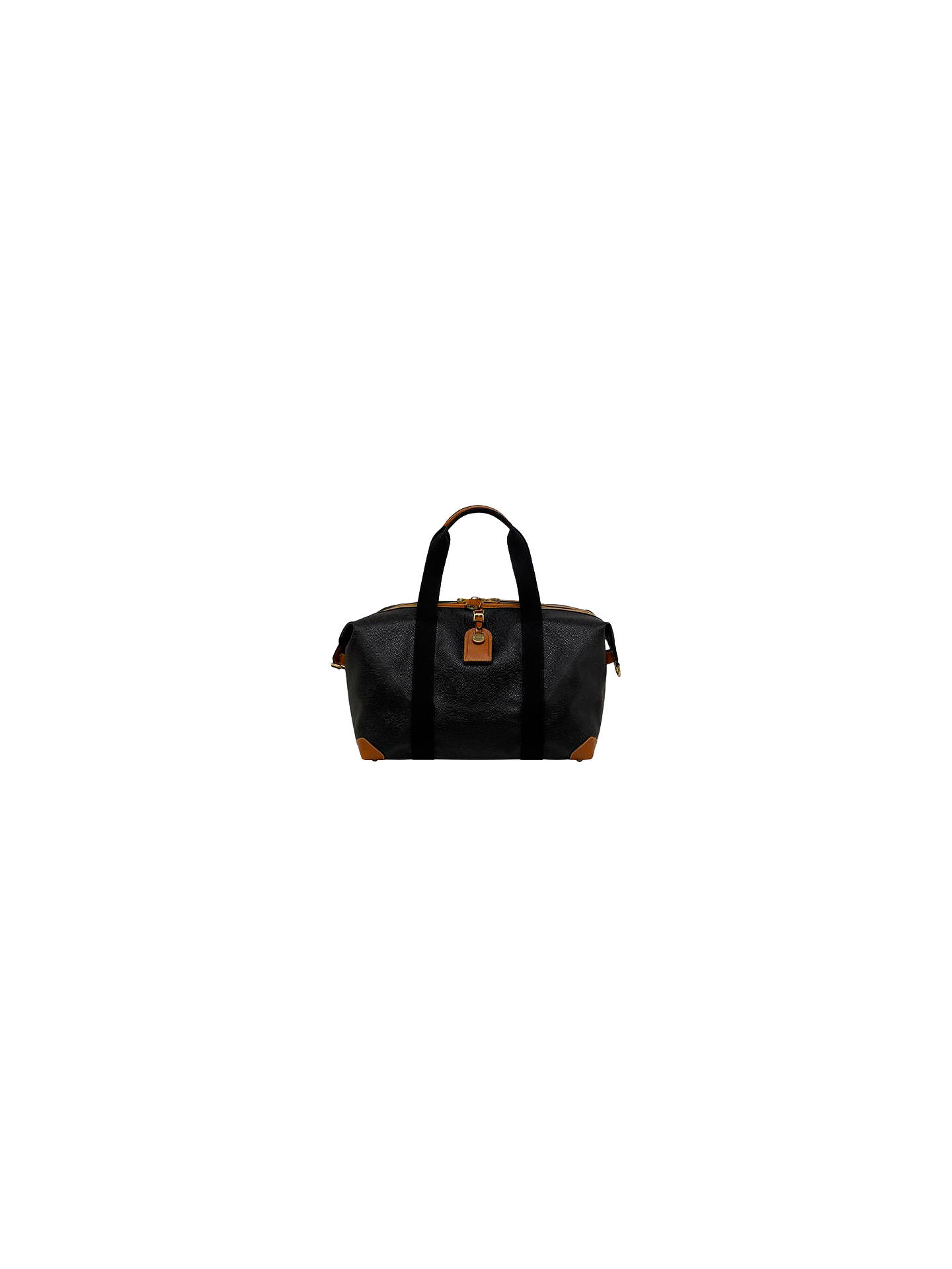 27c558155e51 Mulberry Scotchgrain Simple Clipper Holdall at John Lewis   Partners