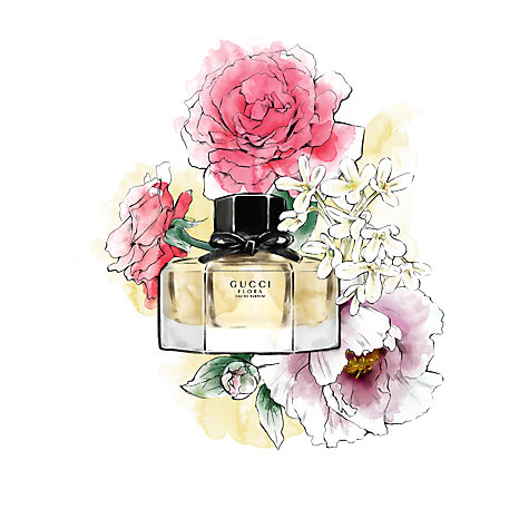 Buy Gucci Flora by Gucci Eau de Toilette Online at johnlewis.com