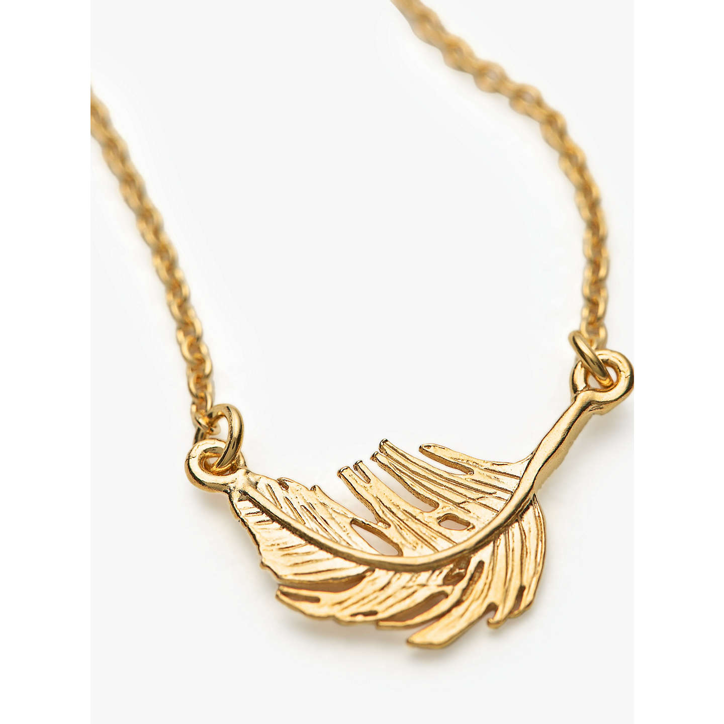 covet products lux lou little gold tomboy necklace