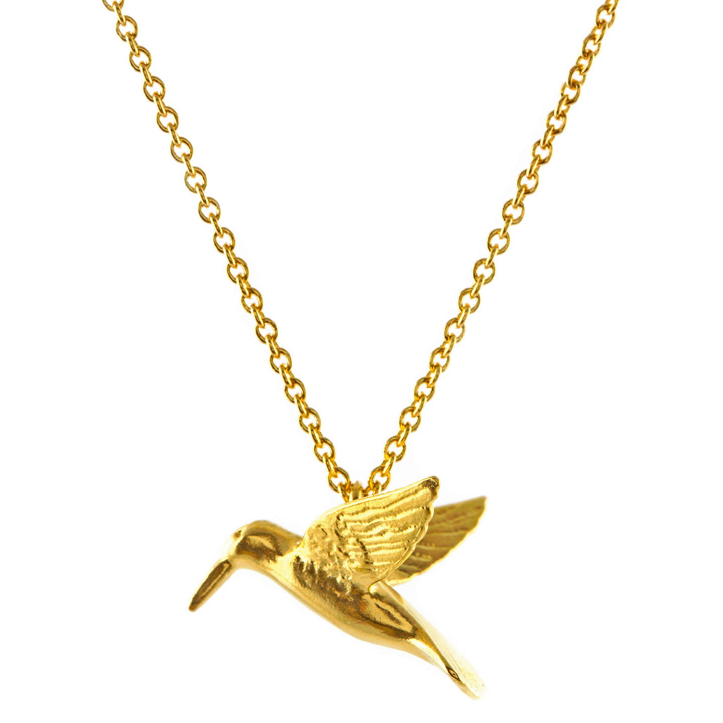 hummingbird ext product silver necklace sterling silverloonjewelers artfire view on shop