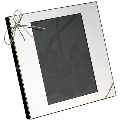 Image of Vera Wang for Wedgwood Love Knots Photo Frame
