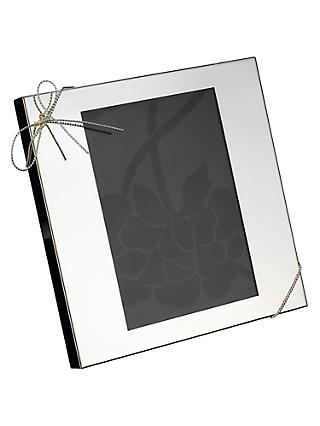 Vera Wang for Wedgwood Love Knots Photo Frame