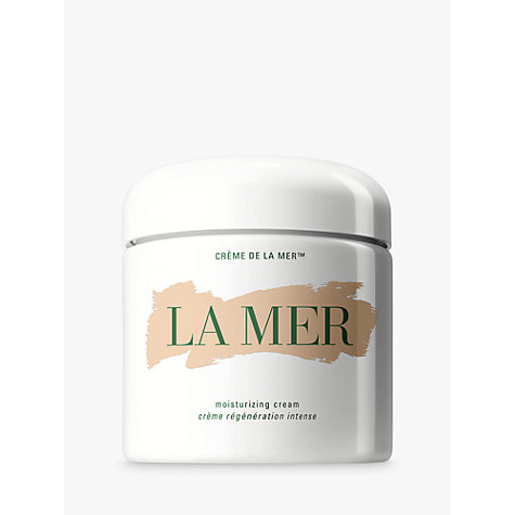 Buy La Mer Moisturising Cream Online at johnlewis.com