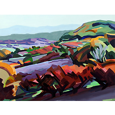 Sue MacKenzie – Autumn In Provence