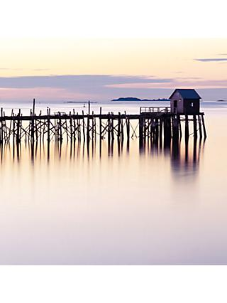 Paul Rezendes - Old Wharf Dawn