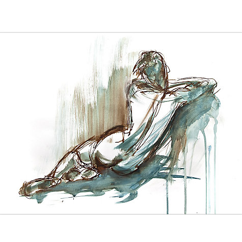 Buy Lindy Dunbar - Figure On Chaise Online at johnlewis.com
