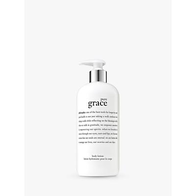 Philosophy Pure Grace Body Lotion, 480ml