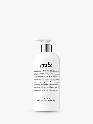 Philosophy Pure Grace Body Lotion, 480ml