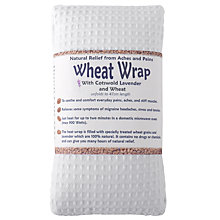 Buy Vagabond Waffle Wheat Wrap Online at johnlewis.com