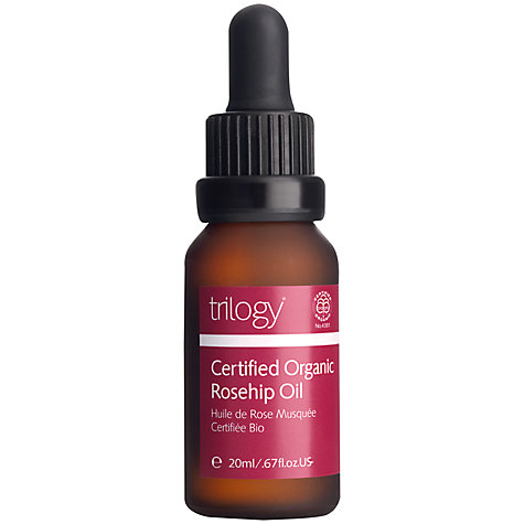 Buy Trilogy Certified Organic Rosehip Oil Online at johnlewis.com
