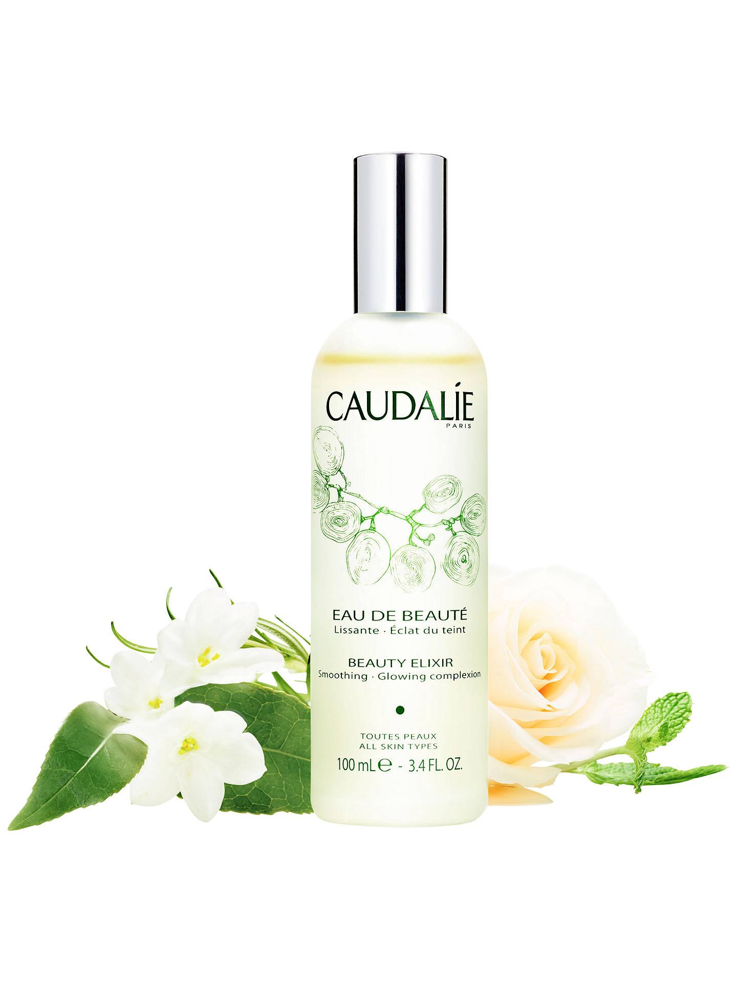 caudalie beauty elixir ingredients